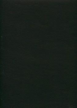 """Simili cuir """"Mappa"""" noir (70x100)"""