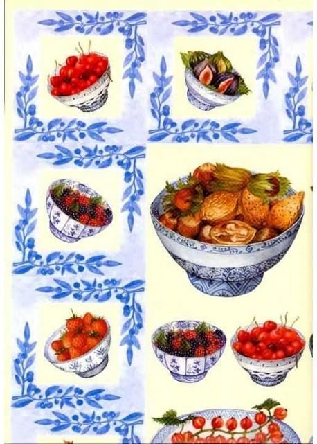 Bol de fruits (45x65)*