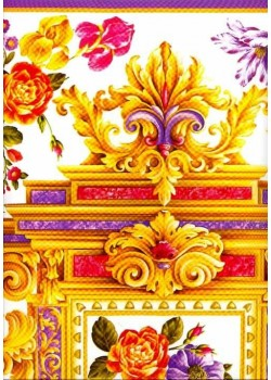 Cadre et bouquets (45x65)*