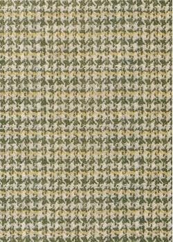 Tweed jaune vert (66x100)