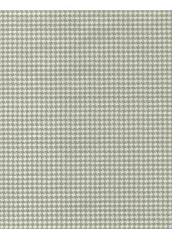 Pied de poule gris beige fond ivoire (50x70)