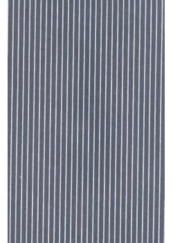 Rayures blanc fond gris (50x70)