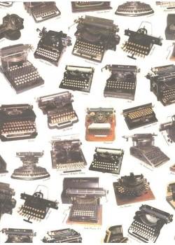 Les machines à écrire (70x100)