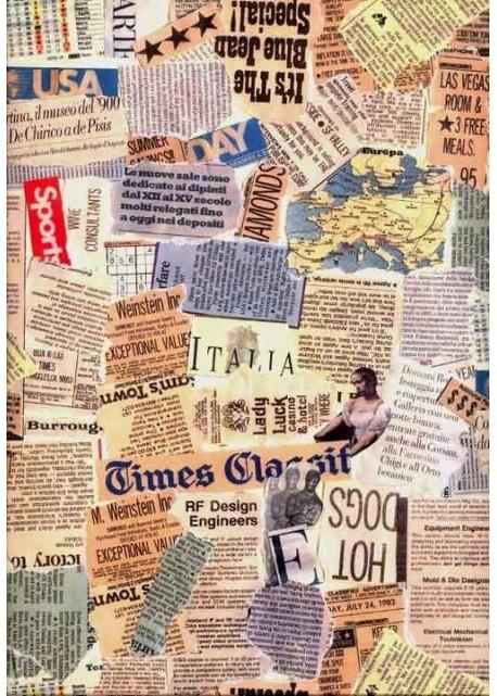 Newspapers (70x100)