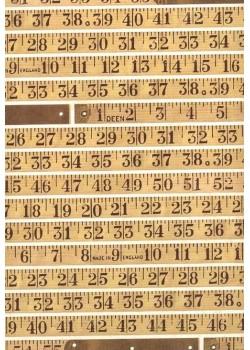 Le mètre de couture (70x100)*