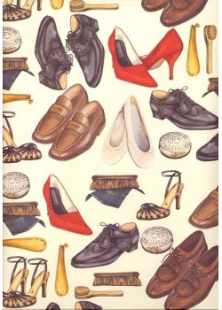 Les chaussures (70x100)*