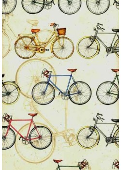 A bicyclette ... (70x100)