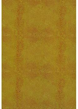 Papier imitation Lézard marron et vert (70x100)
