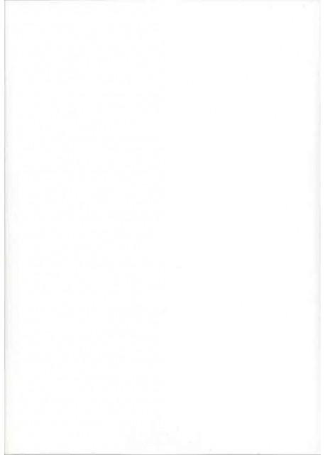 """Effalin """"grain toilé"""" blanc (70x100)"""