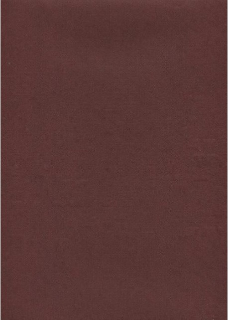 "Effalin ""grain toilé"" lie de vin (70x100)"