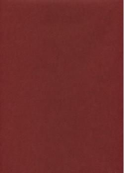 """Effalin """"grain toilé"""" rouge foncé (70x100)"""