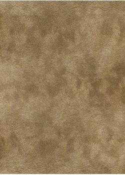 Simili cuir velours Pelage taupe (70x100)