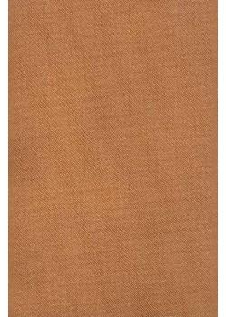 Mini chevrons terre de sienne (70x100)