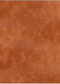 Simili cuir velours Pelage roux (70x100).