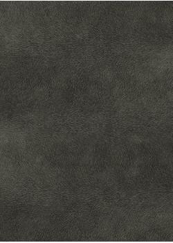 Simili cuir velours Pelage noir (70x100)