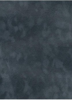 Simili cuir velours Pelage bleu profond (70x100)