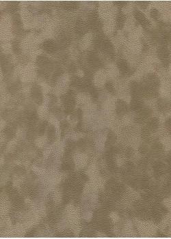 Simili cuir velours Zeste taupe (70x100)