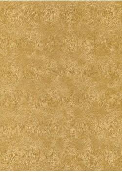 Simili cuir velours Zeste jaune dune (70x100)