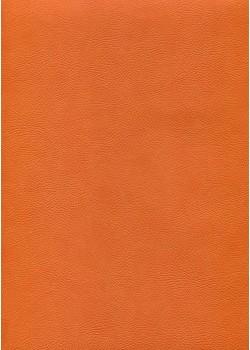 "Simili cuir ""Buffalo"" abricot (70x100)"