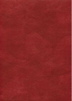 "Simili cuir ""Chagrin"" rouge bourgogne (68x100)"