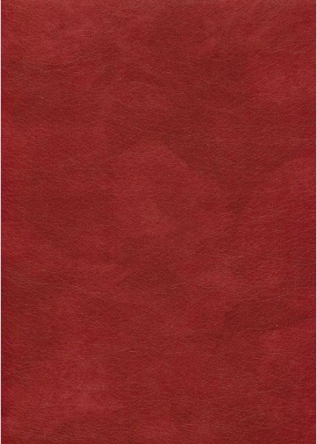 """Simili cuir """"Chagrin"""" rouge bourgogne (68x100)"""