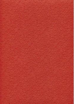 "Simili cuir Skivertex ""Autruche"" rouge"