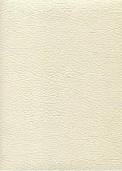 "Simili cuir Skivertex ""Chevreau"" ivoire"