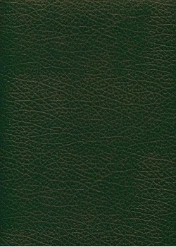"Simili cuir Skivertex ""Chevreau"" vert foncé"