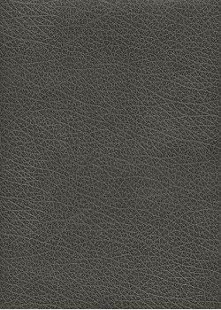 """Simili cuir Skivertex """"Chevreau"""" gris foncé"""