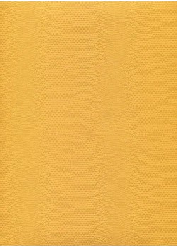 "Skivertex ""Lézard"" jaune d'or"