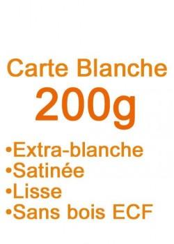 Carte blanche (200g) 65x92cm