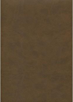 "Simili cuir ""Buffalo"" chocolat (70x100)"