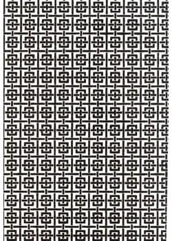 Shinto noir fond ivoire (56x76)