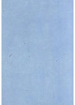 Papier lokta bleu glacier (50x75)