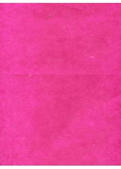Papier lokta rose magenta vif (50x75)