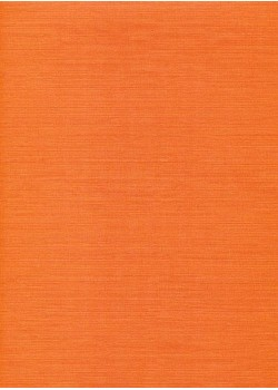 "Simili cuir ""Tussah"" orange (70x100)"