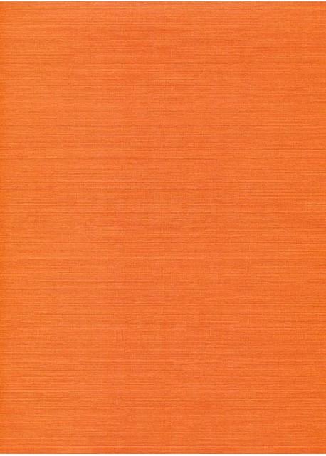 "Simili cuir ""Tussah"" orange (70x100)"