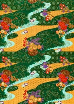 Véritable Yuzen (52x65.5) N°17-4