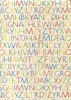 """""""Graphisme"""" la leçon d'écriture (70x100)"""