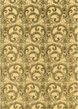 Calais noir fond beige (50x70)