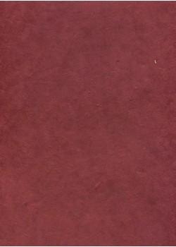 Lokta rouge foncé (50x75)