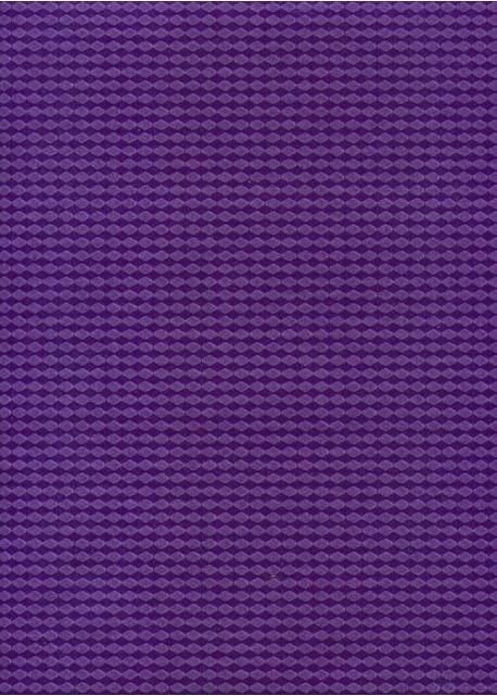 "Simili cuir ""Pop"" violet"