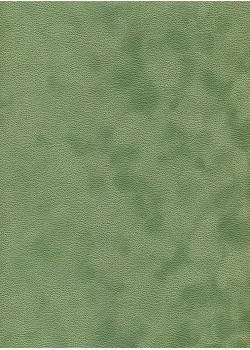 Simili cuir velours Zeste vert olive (70x100)