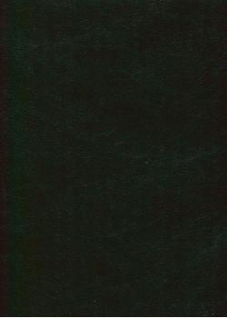 "Simili cuir ""Chagrin"" noir profond (69x100)"