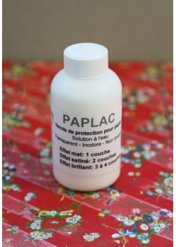 Vernis pour papier Paplac (100ml)