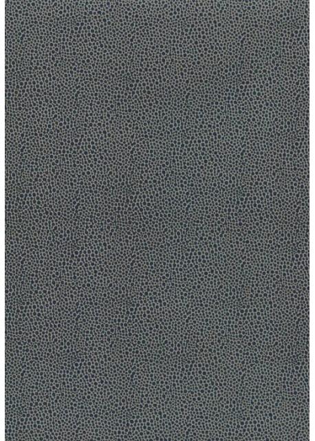 Papier imitation Galuchat bleu et gris (70x100)