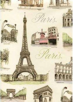 Les incontournables de Paris (70x100)