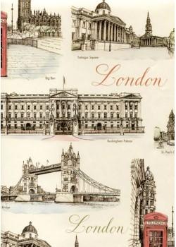 Les incontournables de Londres (70x100)