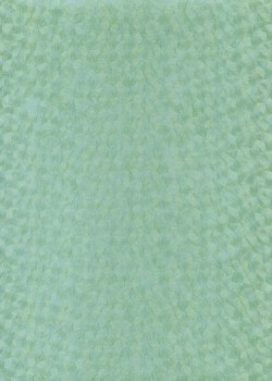 Véritable Ajisai turquoise (53x78)