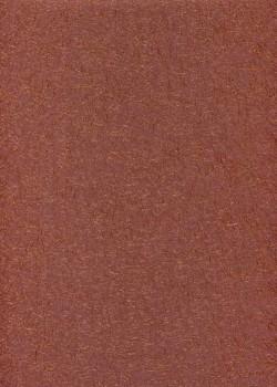 Saiko-shi fibre or fond lie de vin (53x78)